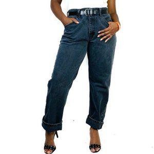 Vintage Wrangler Black High rise jeans 34 x 30